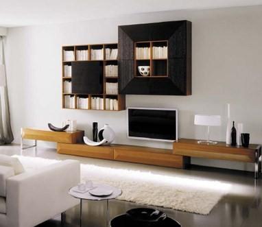 мебель с глянцевыми фасадами