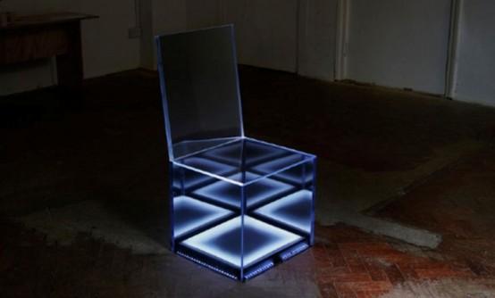 Невидимый стул