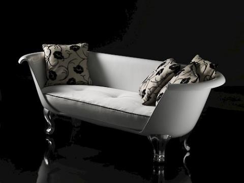 софа ванна диван holly