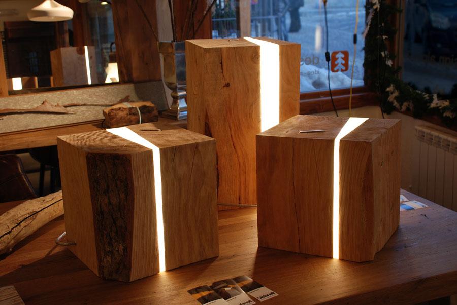 интерьерные светильники на заказ