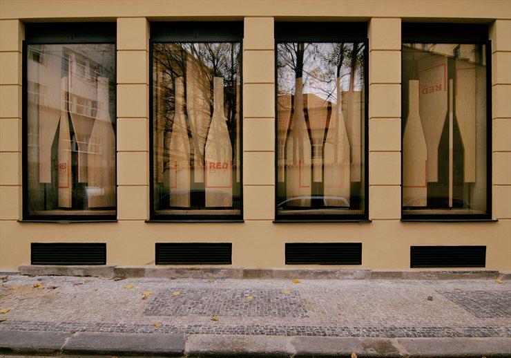 дизайн интерьера винного магазина