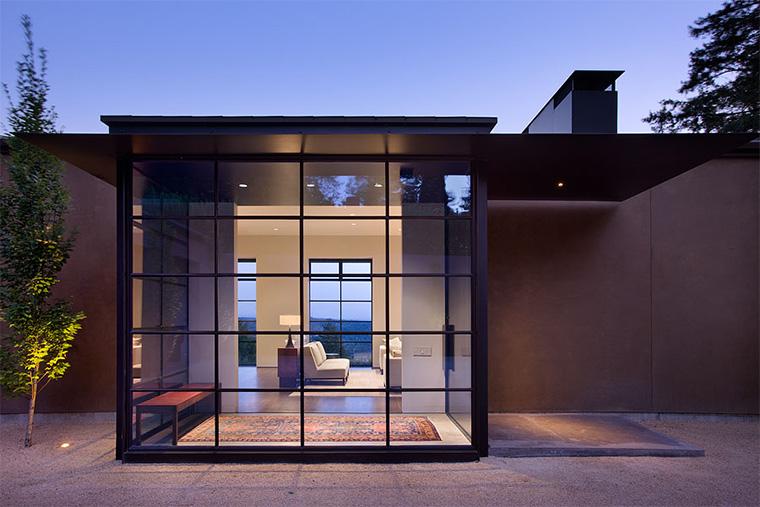 окна со стальным каркасом